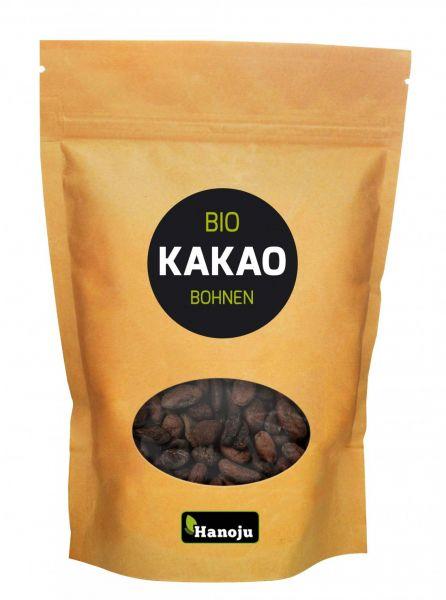Hanoju Bio Kakaobohnen 250 g