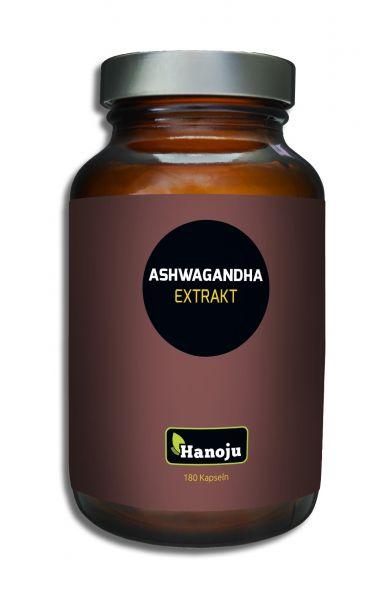 Ashwagandha Schlafbeere Extrakt 300 mg 180 Kapseln