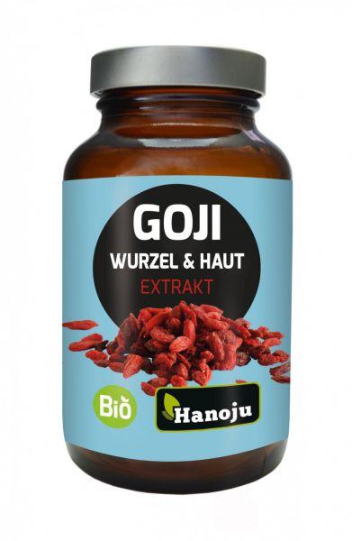 Goji Wurzeln Extrakt 10:1 400 mg, 90 Kapseln