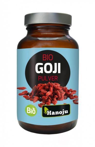 Bio Goji Pulver 500 mg 90 Kapseln