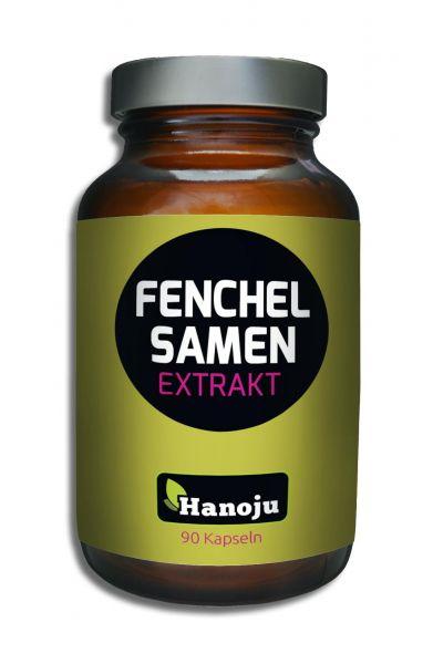 Fenchelsamen Extrakt 400 mg - 90 Kapseln