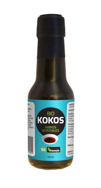Bio Kokos Aminos Würzs.145ml