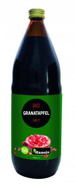 Bio Granatapfelsaft  4 x 1000 ml