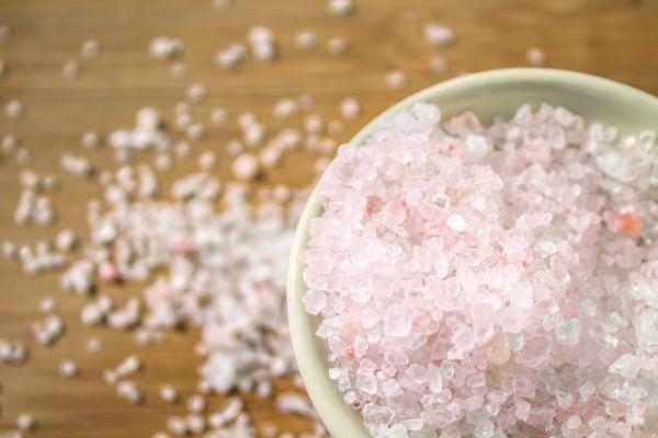 Salzkristall-granuliert 500g Körnung 1-3mm