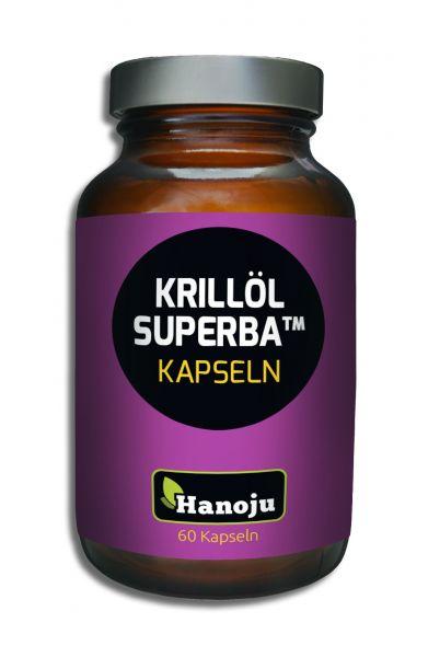 Krillöl Superba™  500 mg 60 Kapseln