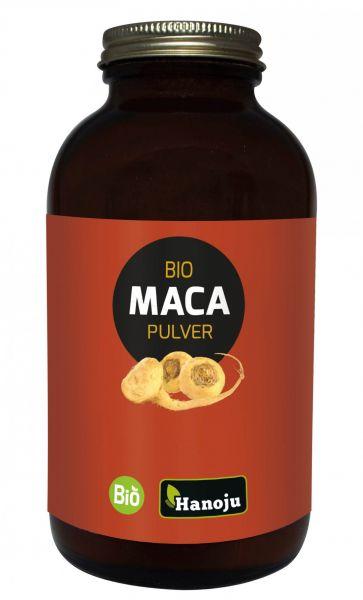 Bio MACA rot 300 g Pulver