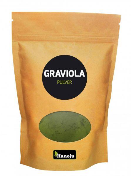 Graviola (Guanábana) Ganzblattpulver 1000 g im Paperbag