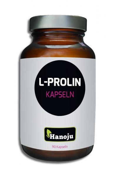Hanoju L-Prolin 400 mg 90 Kapseln