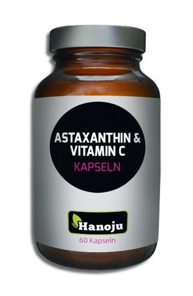 Astaxanthin 135 mg + Vitamin C 500 mg 60 Kapseln