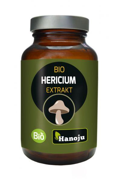 Hanoju Bio Hericium erinaceus Pilz Extrakt 320 mg 60 Kapseln