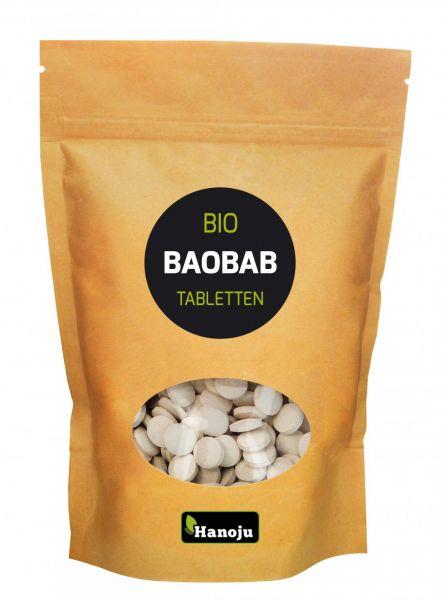 Bio Baobab 500mg, 500 Tabletten