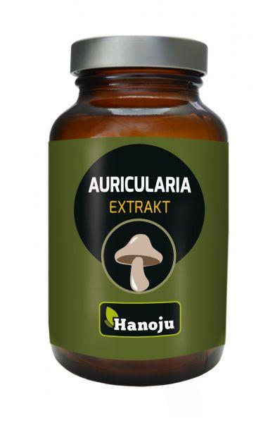 Hanoju Auricularia Pilz Extrakt 450 mg 90 Tabletten