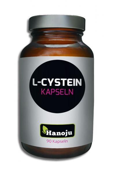L-Cystein 500 mg, 90 Kapseln