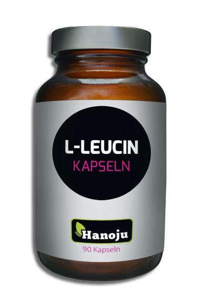 Hanoju L-Leucin 400 mg 90 Kapseln