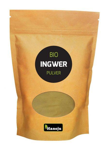 Bio Ingwer Pulver 500 g