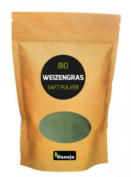 Bio Weizengrassaft-Pulver  250 g