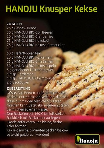 Knusper-Kekse