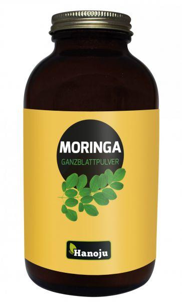 Moringa Ganzblattpulver 200 g