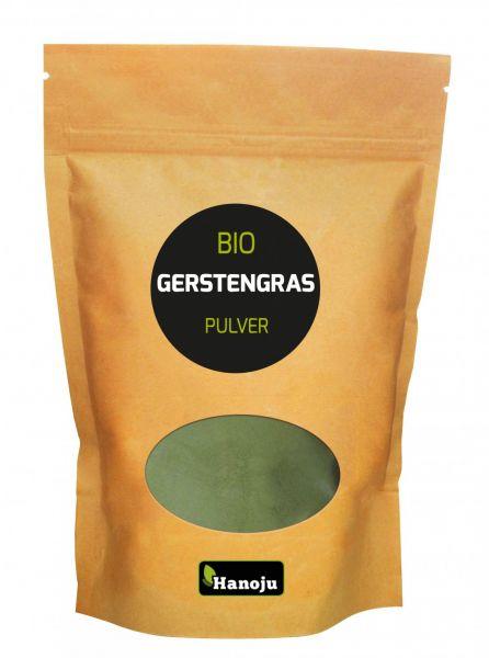 Bio Gerstengras Pulver 250 g Zipbeutel
