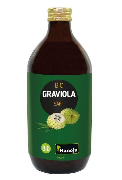 Graviola Saft, trüb, Guanábana 500 ml Glas