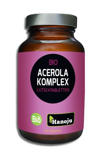 Bio Acerola Komplex 900 mg 150 Lutschtabletten