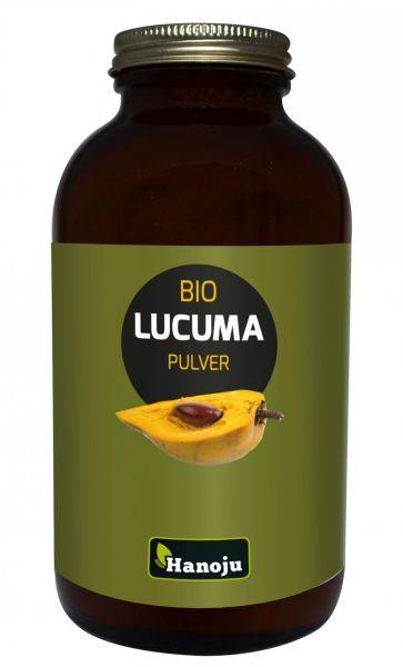 Bio Lucuma Pulver 300g im Glasflacon