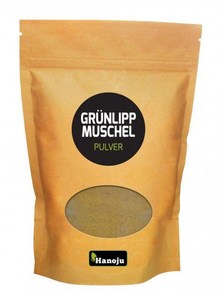 Grünlippmuschel Pulver 300 g für Tiere