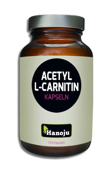 Hanoju Acetyl-L-Carnithin 400mg 150 Kapseln