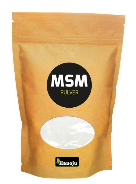 MSM Pulver im Zip Beutel 500 g