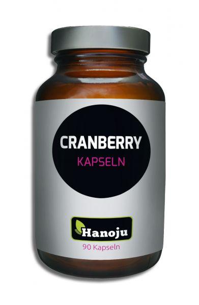Cranberry 25:1 Extrakt 400 mg, 90 Kapseln
