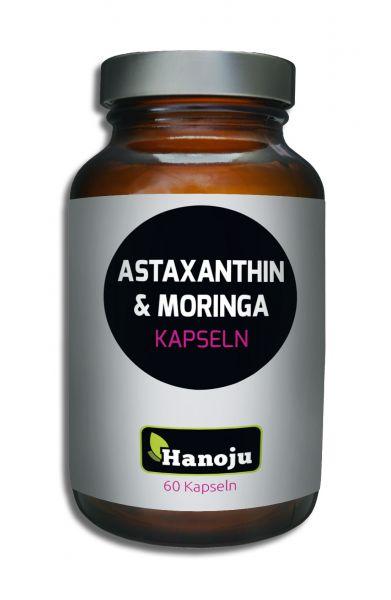 Hanoju Astaxanthin 135 mg + Moringa 250 mg 60 Kapseln