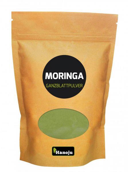 Moringa Ganzblattpulver 250 g