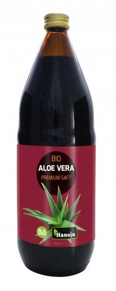 Bio Aloe Vera Premium mit 1200 mg Aloverose 1000 ml