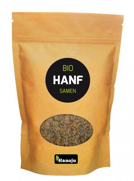 Hanoju Bio Hanf Samen geschält 250 g im Paperbag