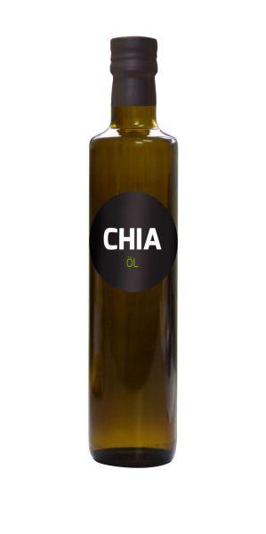 Hanoju Chia Öl 250 ml