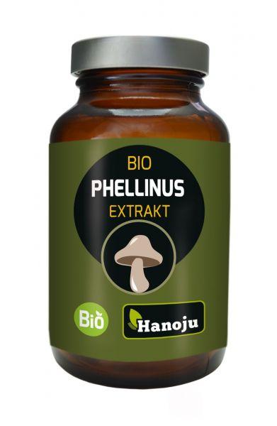 Bio Phellinus Pilz Extrakt 320 mg, 90 Kapseln