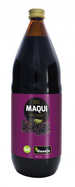 Bio Maqui plus Mischsaft, 1000 ml