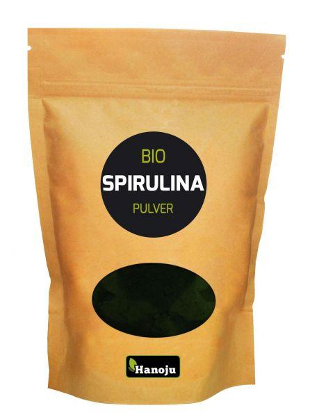 Bio Spirulina Pulver 250 g