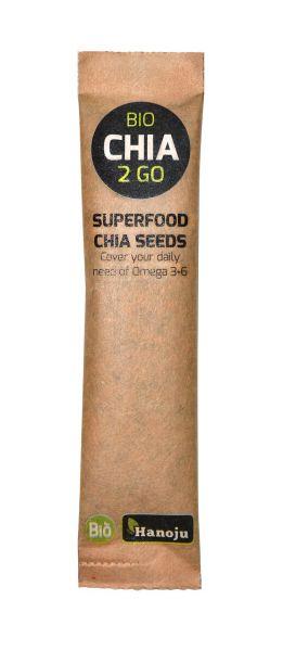 Hanoju Bio Chia2Go 15 g Stick