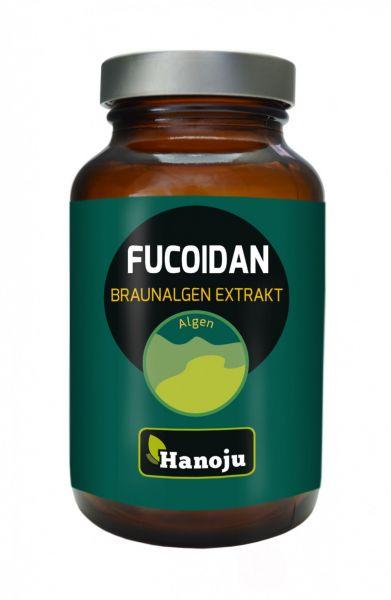 Hanoju Fucoidan 85% Extrakt 600 mg 90 Kapseln