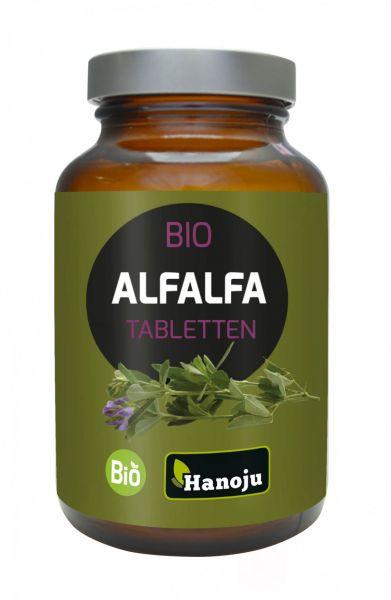 Hanoju Bio Alfalfa 400 mg 300 Tabletten
