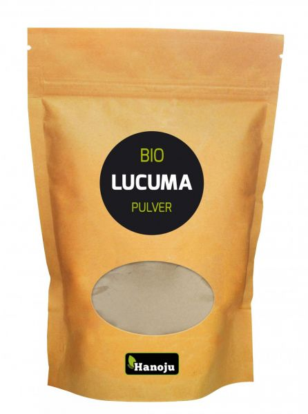 Bio Lucuma Pulver 250g im Paperbag