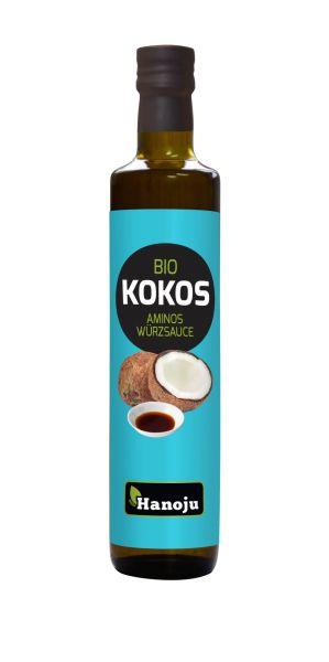 Bio Kokos Aminos Würzsauce 250 ml